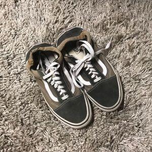 Vans old skool black sneakers